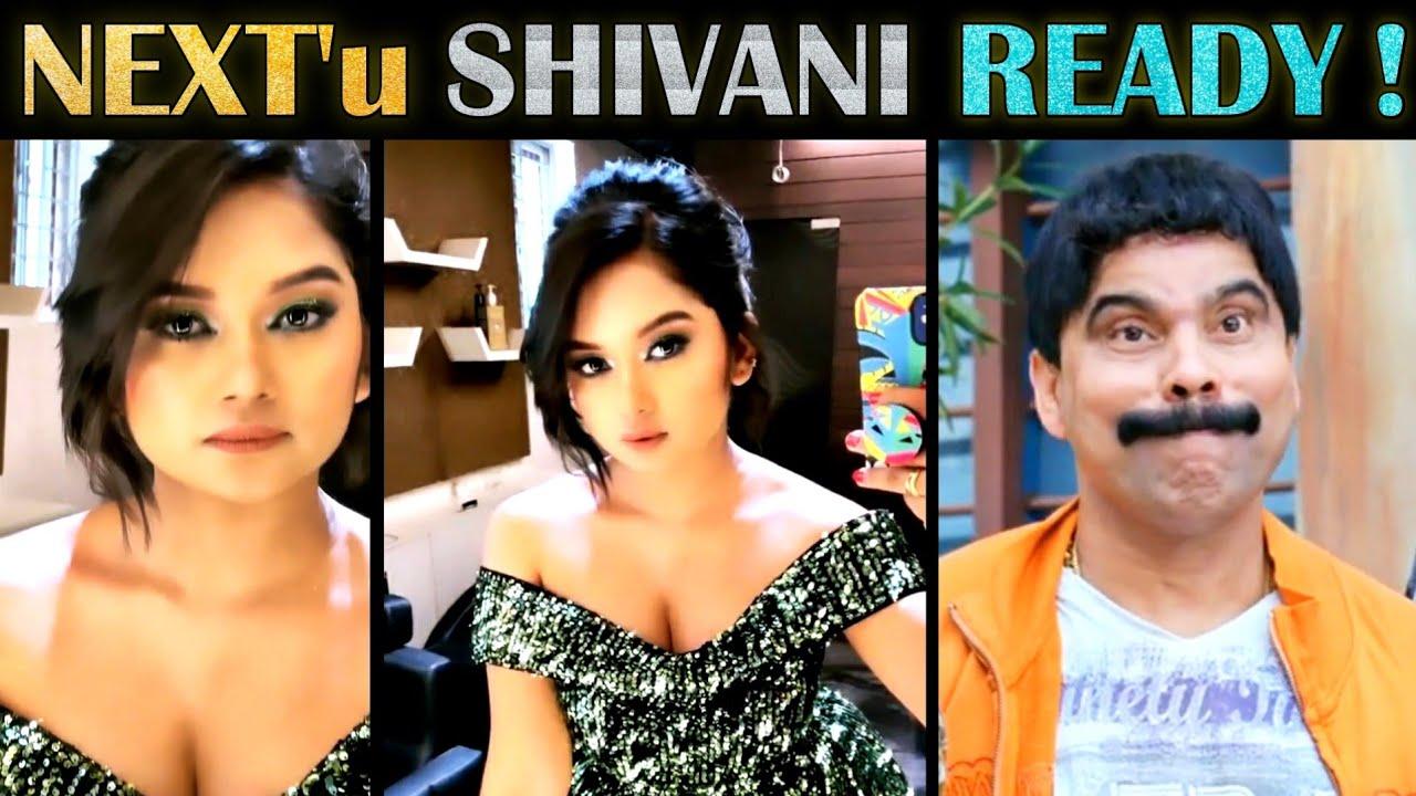 Preethi Sharma - Nextu Shivani Ready!!! | Chithi 2 | Photoshoot | Tamil | Rakesh & Jeni