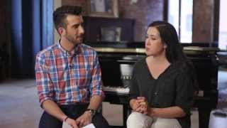 At Home With Vanessa Carlton Checking out Her Brand New Music