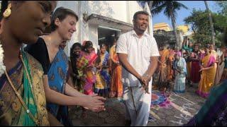 Con-solatio: India