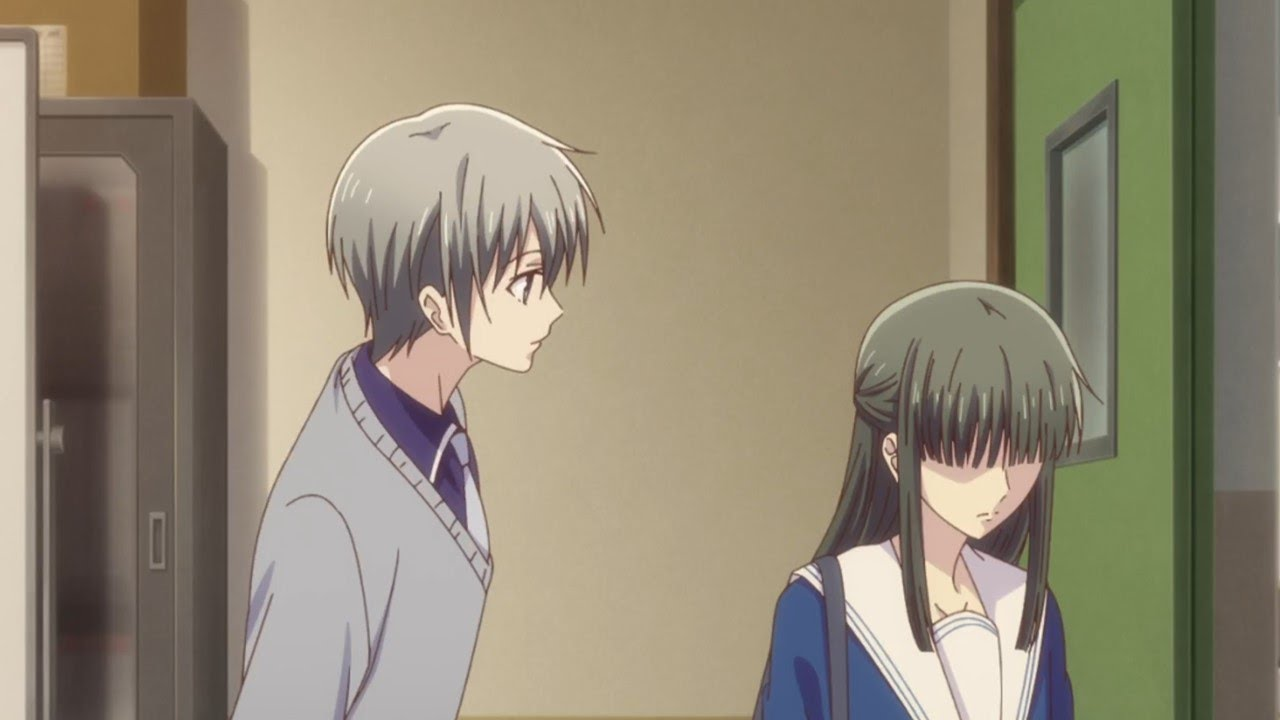 Who Does Tohru End Up With in Fruits Basket 7