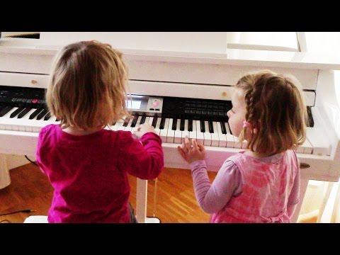 Wie begeistert man seine Kinder für Musik? I Vlog Die Imhofs