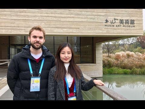 LIVE: A closer look at Mu Xin Art Museum in Wuzhen探秘乌镇木心美术馆