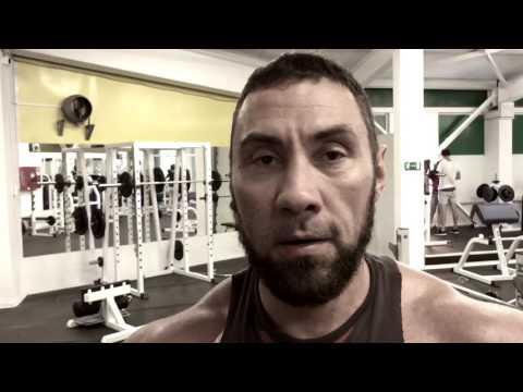 Тренировка Груди Боев Бажанов