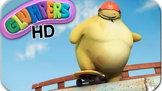 Glumpers HD - ep 5 SKATE. Dibujos comicos