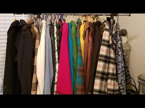 My Winter Coat Collection PT 1