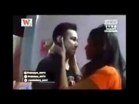Raffi Ahmad Kepergok Ciuman Dengan Kartika Putri, Gigi Marah!!