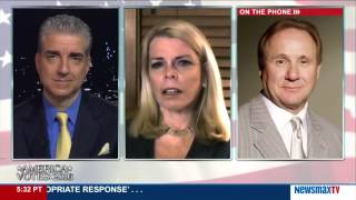 Newsmax Prime | Michael Reagan and Betsy McCaughey react to the early numbers