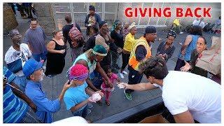 FEEDING 500 PEOPLE!!