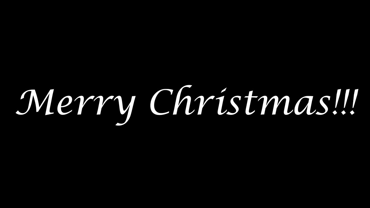 Download Merry Christmas and a Happy New Year from NickFlightX