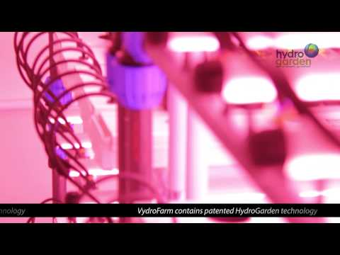 V-Farm | Vertical Farming from HydroGarden