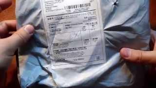 Посылка из Китая( женский халат в стиле японской гейши-кимоно )(Ссылка для подключения партнерки всем рекомендую ( выплаты от 0,50 центов $): http://www.air.io/?page_id=1432&aff=1295..., 2015-05-01T06:31:29.000Z)