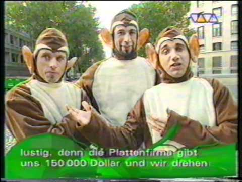 Bloodhound Gang Making the Video  The bad touch