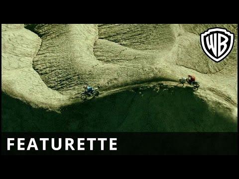 Point Break - Motocross Featurette - Official Warner Bros. UK