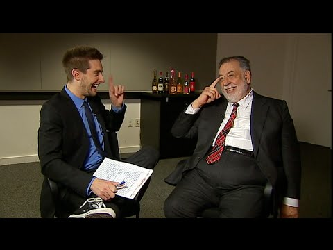 Francis Ford Coppola interview - Godfather, Conversation, Apocalypse Now