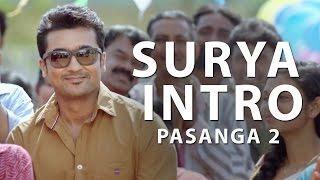 vuclip Pasanga 2 - Suriya Intro Scene   Amala Paul   Pandiraj