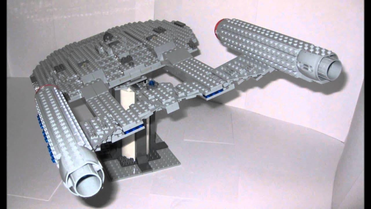 How To Build A Lego Star Trek Ship