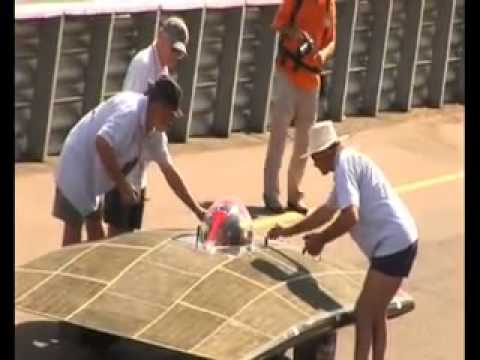 World Solar Challenge 2005 - Episode 1 (Team 1)