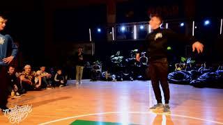 Chłodny vs Grzelu - Finał 12-15 lat na Ostrowski Styl 2018