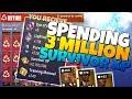 SPENDING 3 MILLION SURVIVOR XP! (Account cleanup) | Fortnite Save The World