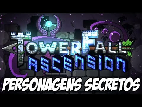 Towerfall Ascension PS4 - Personagens e Fases Secretas