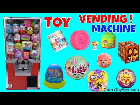 Toy Vending Machine LOL Surprise Care...