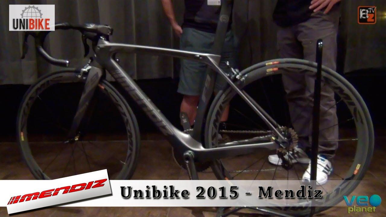 Bicicletas Mendiz Gama 2015 - YouTube