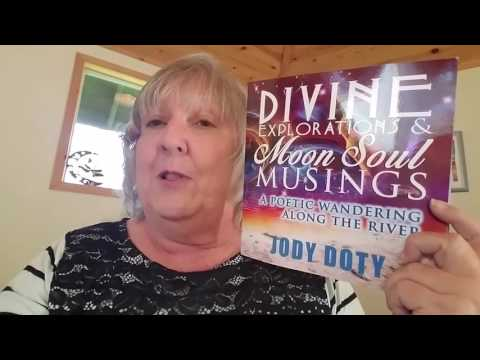 Jody Doty and her book Divine Explorations and Moon Soul Musings