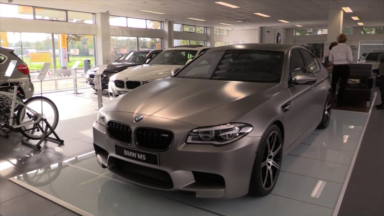 Bmw M5 30 Jahre In Depth Review Interior Exterior