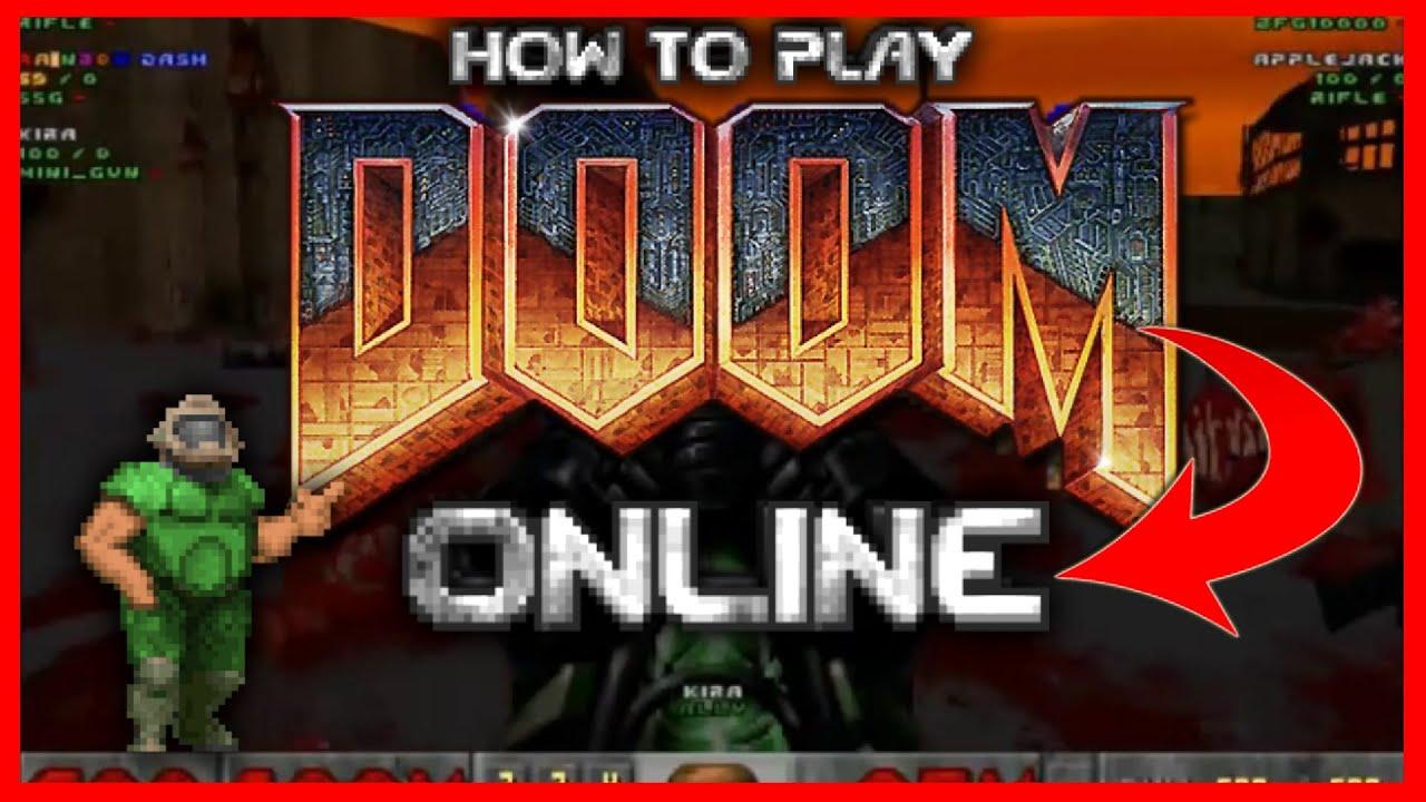 Play Original Doom Online