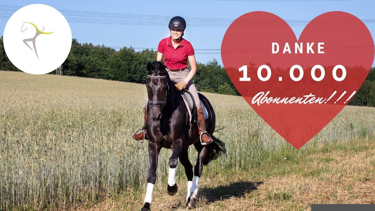 10 000 Lieblingsreiter - Juhuuu!!!