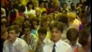 Цербст, 1992 год, выпускной 9 классы