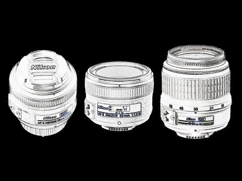 The TOP 3 BEST SELLING Nikon Lenses on Amazon (Are You SURPRISED?)