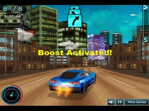 Free online car racing games to play now youtube for Play motor racing games