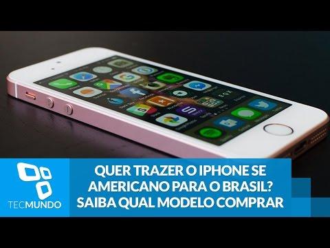 Quer Trazer O IPhone SE Americano Para O Brasil? Saiba Qual Modelo Comprar