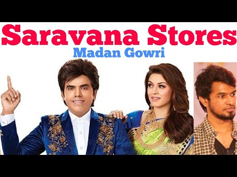 Truth about Saravana Stores | Tamil | Madan Gowri | MG