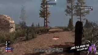 7 Days to Die Xbox One Ep.17 ( Sleep Away Camp )