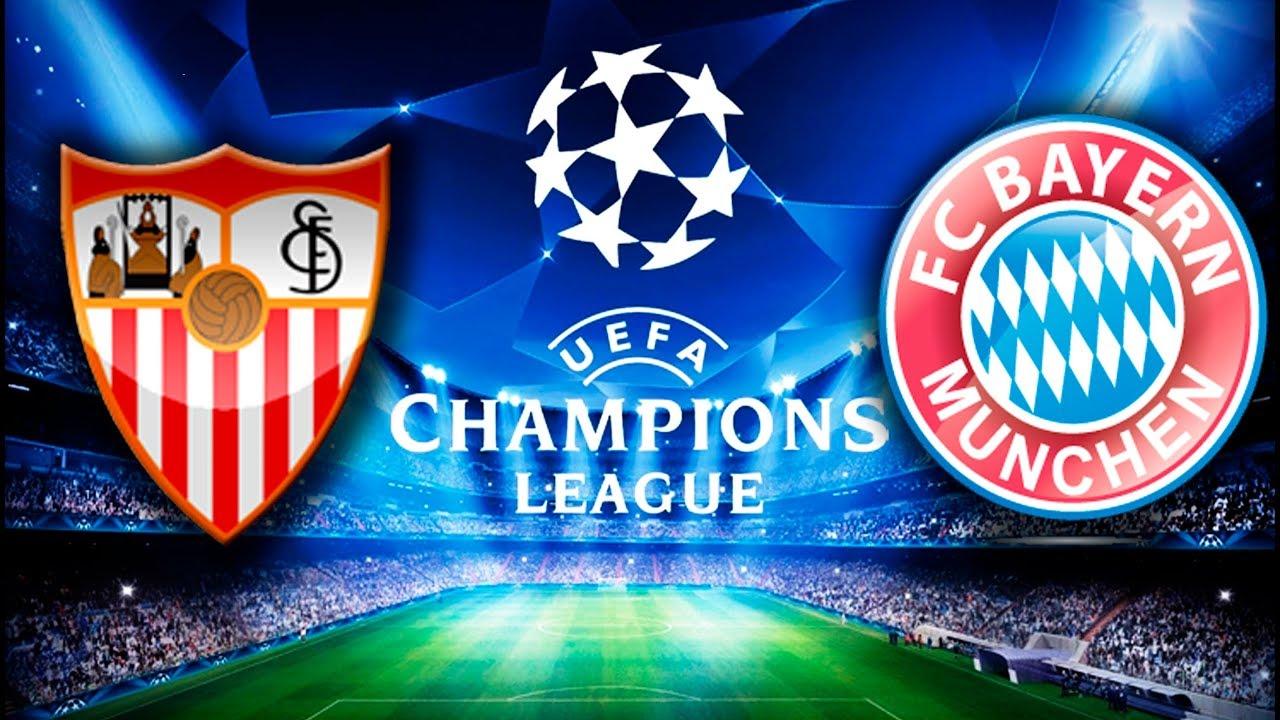 Бавария футбол лига чемпионов