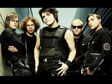 My Chemical Romance Bury Me in Black