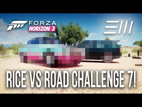 Forza Horizon 3 - RICE Alfa vs ROAD Ford CHALLENGE 7!!! (Drag/Sprint/Rally) w/xStark3y90x