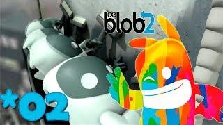 de Blob 2 | Español | 01 - Isla Paraiso - Desafios