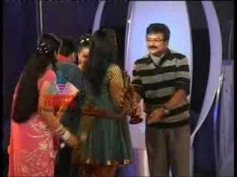 allu arjun at ujala asianet awards 2010