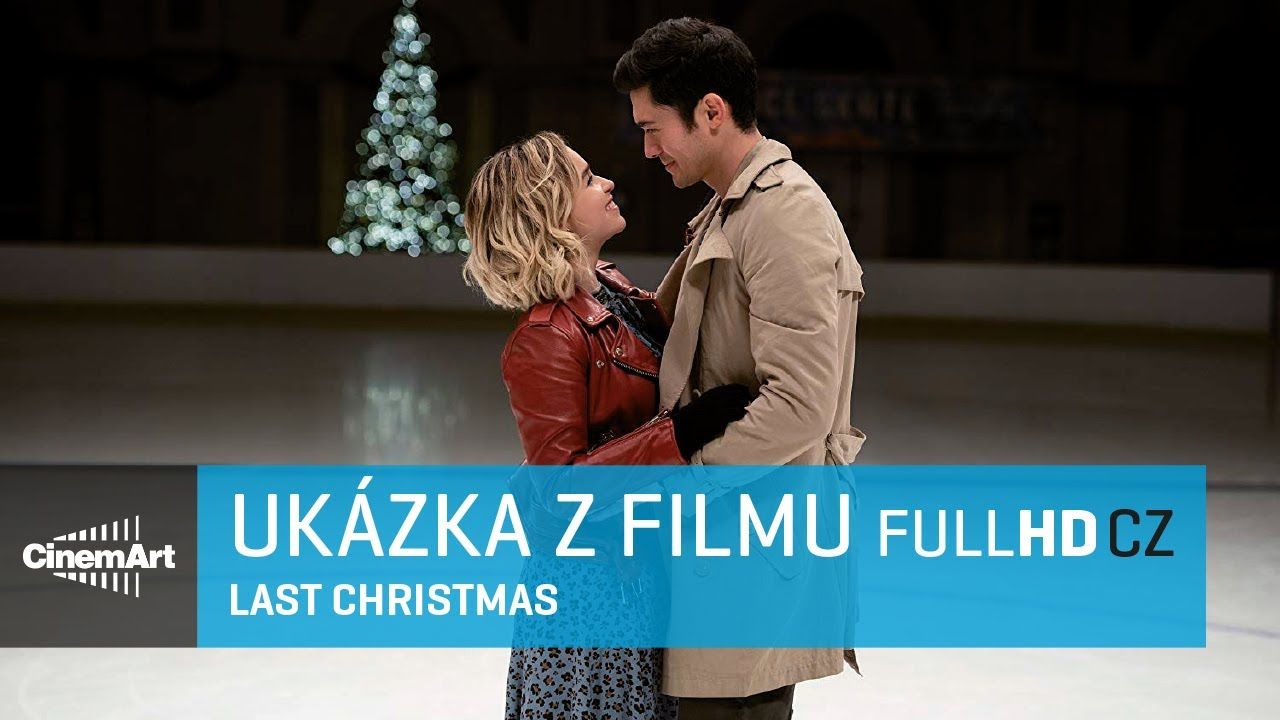 Last Christmas (2019) TECHNO JESLIČKY - UKÁZKA Z FILMU