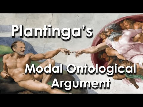 Plantinga's Modal Ontological Argument | Re: InspiringPhilosophy & AntiCitizenX