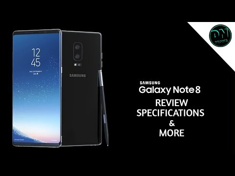 Samsung Galaxy Note 8 Price In India, Review Specifications And More