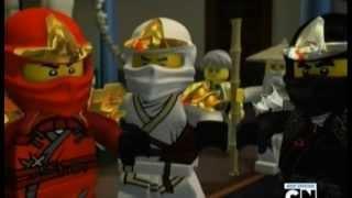 Лего Ниндзяго 2 сезон 20 эпизод - Каменная армия(3 сезон)