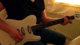 The Cars - You Might Think (Guitar Cover) - Ben Scott