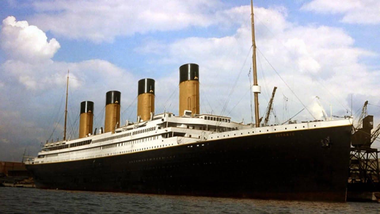 Rms Titanic 99 Years Ago Youtube