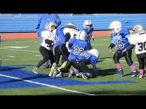 8 years old East Rockaway Raiders 2016 Highlights