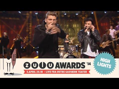 Zulu Awards 2014: L.I.G.A - Julia / Skylder Dig Ik' Noget