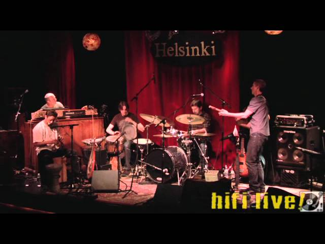 CLUB D'ELF LIVE @ CLUB HELSINKI W/ JOHN MEDESKI AND DAVE TRONZO